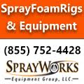 SprayWorks Equipment Group Spray Foam Equipment