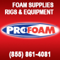 Spray Foam Equipment and Trailer Rigs