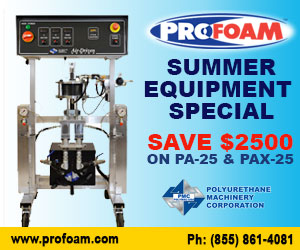 PMC Sprayfoam Equipment Special