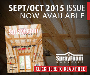 Spray foam magazine - read now