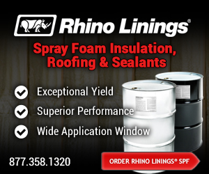 Spray Foam Insulation Roofing & Sealants Exceptional Yield Superior Preformance, Wide Application Wi