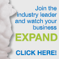 Join the industry leader and watch your buisness expand