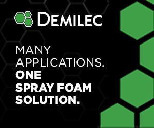 Demilec Spray Foam Applications and Solutions