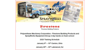 Spray Foam Contractor Training_Multiple Sites Multiple Dates.  Are you Interested?
