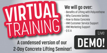 VIRTUAL Concrete Lifting Seminar