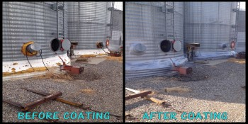 Retrofit Grain Bin Project