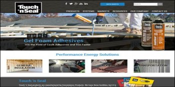 Touch 'n Seal Goes Live With Enhanced Website