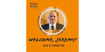 Air Force Veteran, Jeremy Davidson, Joins SprayWorks