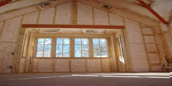 Cabin Insulation by Steve's Urethane