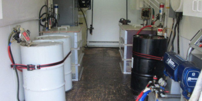 Only $49,600 - Well Maintained Spray Foam Rig