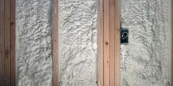 Spray Foam Enhances Building Strength