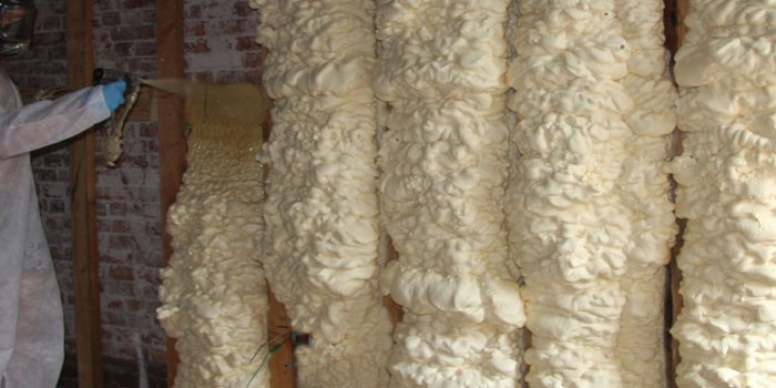 STC and NRC and Open-cell Spray Foam