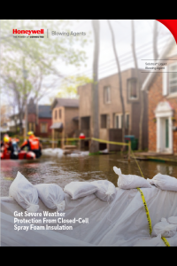 Get Severe Weather Protection From Closed-Cell Spray Foam Insulation
