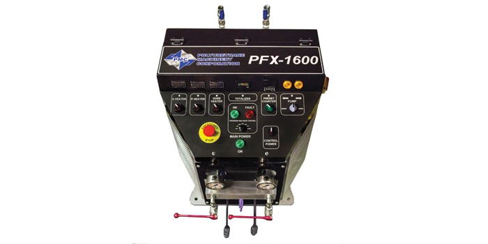 PF-1600 by Polyurethane Machinery Corporation (PMC)