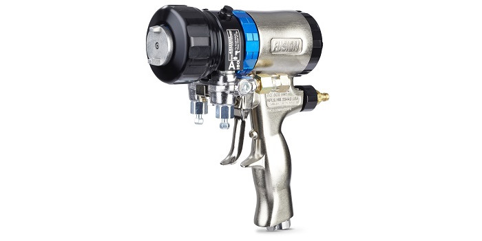 Graco Fusion PC Gun- Spray Foam System
