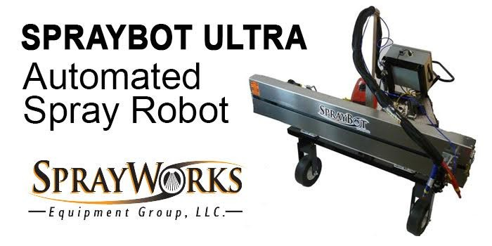 The Spraybot Ultra - SprayWorks Equipment Group, LLC