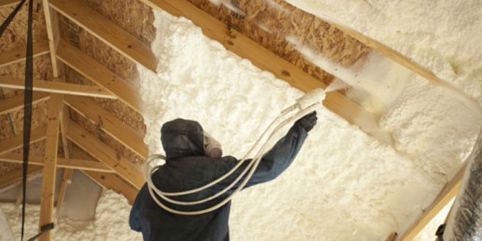 EasySeal Open Cell Spray Foam Insulation - SES