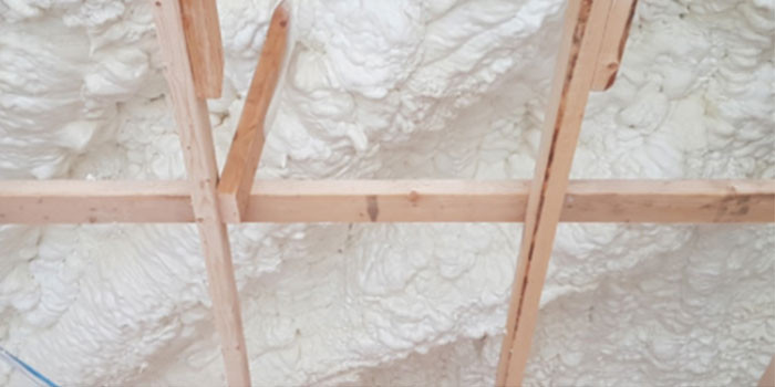 FOAM-LOK 2000 Closed-Cell Spray Foam Insulation - Icynene-Lapolla