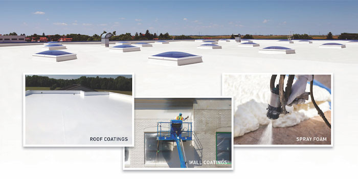 Fluid-Applied Roofing Solutions –American WeatherStar