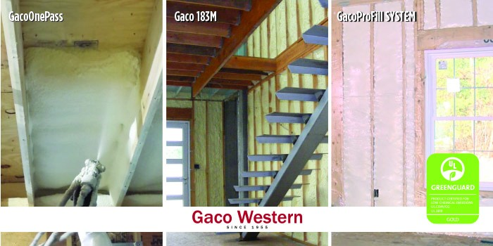 GREENGUARD Gold Products - Gaco Western
