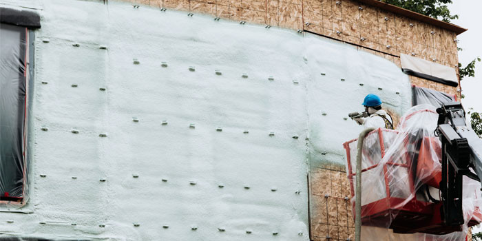 Heatlok® HFO Pro Spray Foam Insulation - Demilec