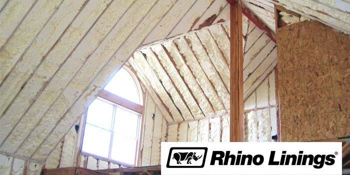 ThermalGuard™ CC2 Spray Foam - Rhino Linings'