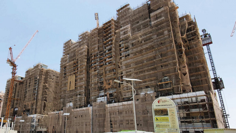 Investing in Infrastructure in the UAE - Paint to Protect