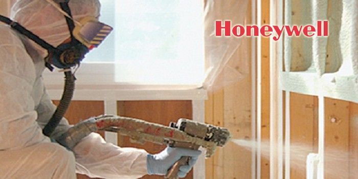 Honeywell's Low-Global-Warming Insulation Material Wins Green Building Products Award