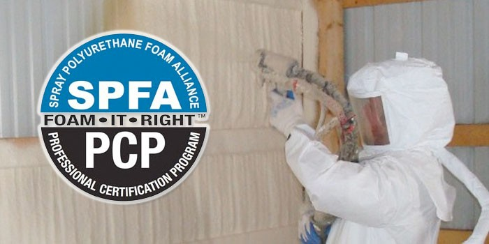 Spray Polyurethane Foam Alliance Announces Growth of Industry's Professional Certification Program (PCP)