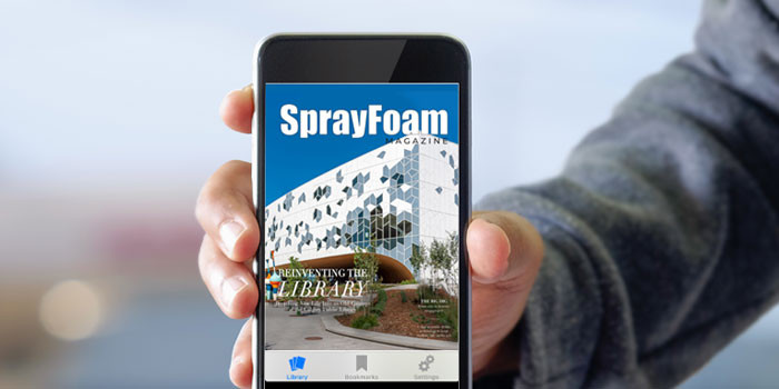 Spray Foam Gives New Life to Big City Projects
