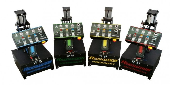 Revolution Machinery Reveals Key Factors Affecting Proportioner Performance