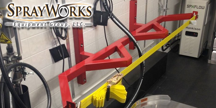 Spray Foam Equipment Distributor Invents New Product