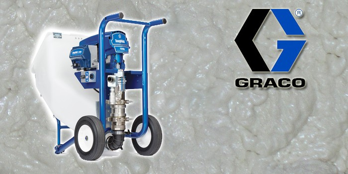 Graco Introduces New ToughTek Fireproofing Pumps