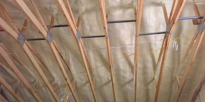 Addressing Moisture and Temperature Concerns in Unvented Attics that Have Spray Foam Insulation