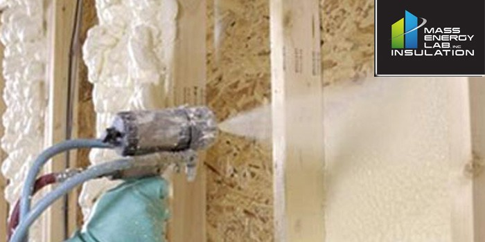 UMass Partners with Mass Energy Lab Insulation to Test Job Site Spray Polyurethane Foam Safety
