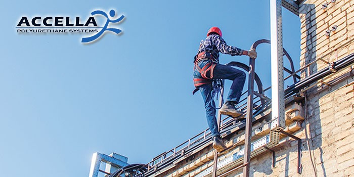 Accella Highlights Optimal Roofing Safety Gear
