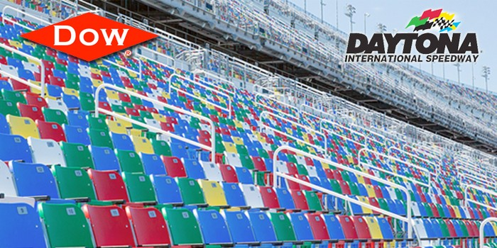 Dow Contributes Closed-Cell Spray Foam to Historic DAYTONA Rising Project