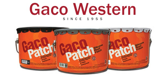 GacoPatch Silicone Roof Patch is Released in New Colors