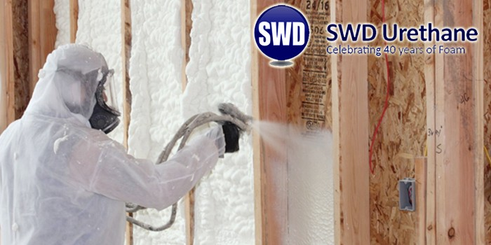 SWD Urethane Discusess its New, Game-Changing Open-Cell Spray Polyurethane Foam