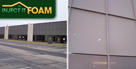 Aging Industrial Park Rescued By Spray Foam Insulation and