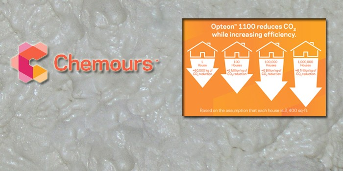 Chemours Expects Opteon™ Portfolio to Reduce Greenhouse Gas by 325 Million Tons  by 2025