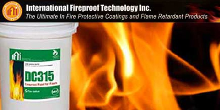 Coatings as Thermal Barriers: Safety and Code Compliance