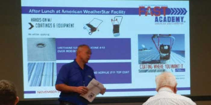 American Weatherstar Reveals Best Ways to get Started in the Coatings Industry