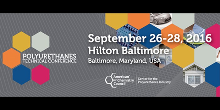 Registration Opens for 59th Annual Polyurethanes Technical Conference