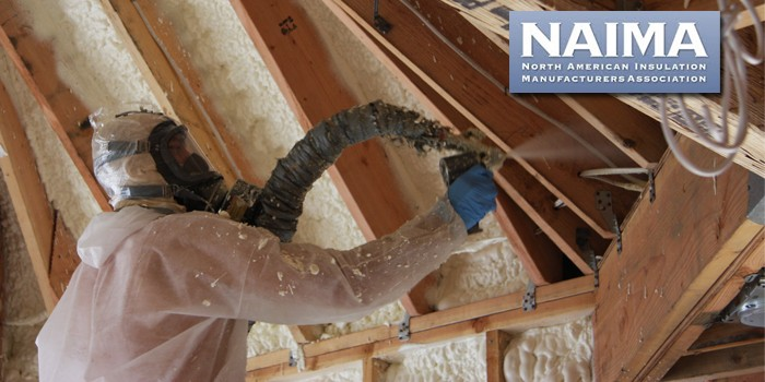 Spray foam insulation in existing homes could cut costs reduce co2 90 of us homes are under insulated solutioingenieria Gallery
