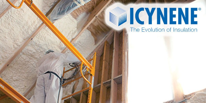 Icynene Europe Announces Suite of New Spray Foam Product Innovations