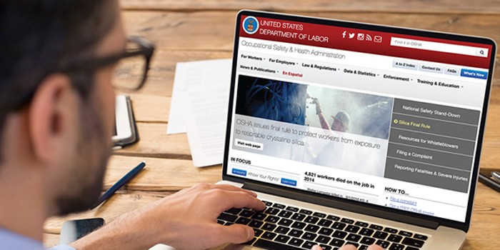 OSHA Launches Application To Electronically Submit Injury And Illness Data