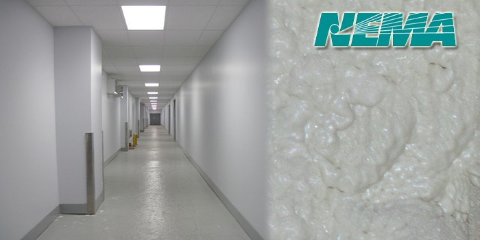 NEMA Publishes NEMA LE 7-2015 Recessed Luminaires Intended for Contact with Expanding Polyurethane Foam Insulation