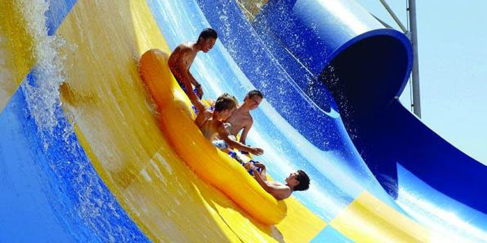 Spray Foam included in the GCEDC approval of incentives for new Six Flags water ride