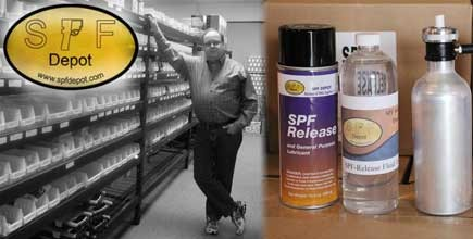 Spray Polyurethane Foam Equipment and Material Supplier Receives Award and Recognition